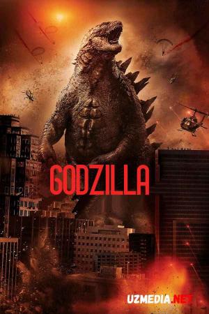 Godzilla 1 Uzbek tilida O'zbekcha tarjima kino 2014 Full HD tas-ix skachat