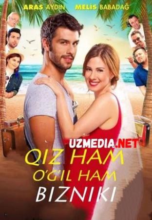 Qiz ham, o'g'il ham bizniki / Ta'tildagi muhabbat Turk kinosi Uzbek tilida O'zbekcha tarjima kino 2016 HD skachat