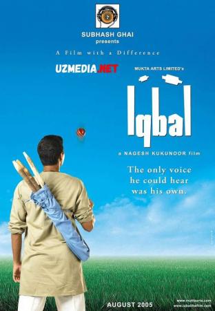 Iqbol / Iqbal Retro Hind kino 2005 Uzbek tilida O'zbekcha tarjima kino Full HD tas-ix skachat