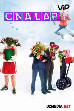 Onalar Uzbek tilida O'zbekcha tarjima kino 2012 Full HD tas-ix skachat