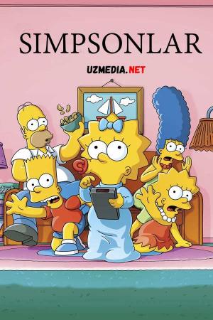 Simpsonlar Multfilm Uzbek tilida tarjima 1989 Full HD O'zbek tilida tas-ix skachat
