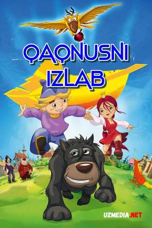 Qaqnusni izlab Multfilm Uzbek tilida tarjima 2013 Full HD O'zbek tilida tas-ix skachat