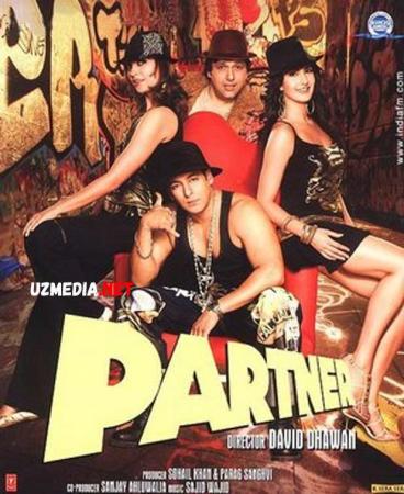 Partnyor / Hamkor / Xamkor Hind kino Uzbek tilida O'zbekcha tarjima kino 2007 Full HD tas-ix skachat