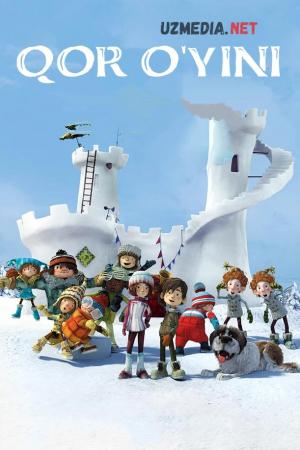 Qor o'yini  Multfilm Uzbek tilida tarjima 2015 Full HD O'zbek tilida tas-ix skachat