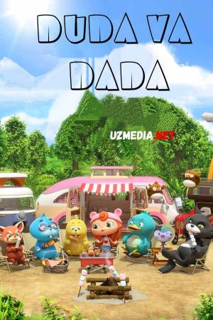 Duda va Dada  Multfilm Uzbek tilida tarjima 2014 Full HD O'zbek tilida tas-ix skachat