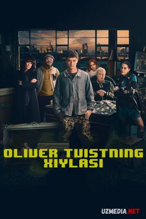 Oliver Tvistning xiylasi / Tvistning hiylasi Premyera Uzbek tilida O'zbekcha tarjima kino 2021 Full HD tas-ix skachat