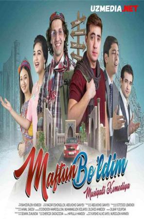 Maftun bo'ldim / o'zbek kino / Uzbek tilida O'zbekcha kino 2021 Full HD tas-ix skachat