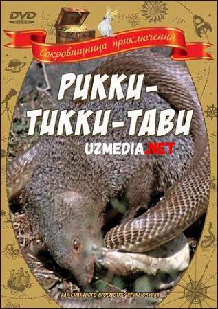 Rikki Tikki Tavi Uzbek tilida O'zbekcha tarjima kino 1979 HD tas-ix skachat