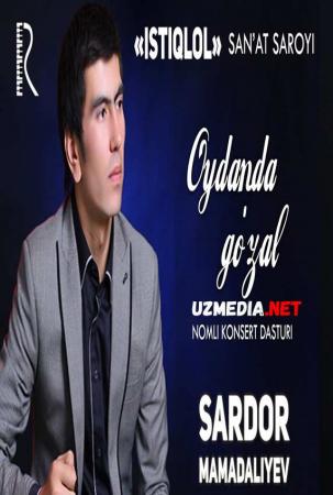 Sardor Mamadaliyev - Oydanda go'zal nomli konsert dasturi 2013 Full HD tas-ix skachat