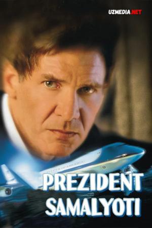 Prezident samalyoti Uzbek tilida O'zbekcha tarjima kino 1997 Full HD tas-ix skachat