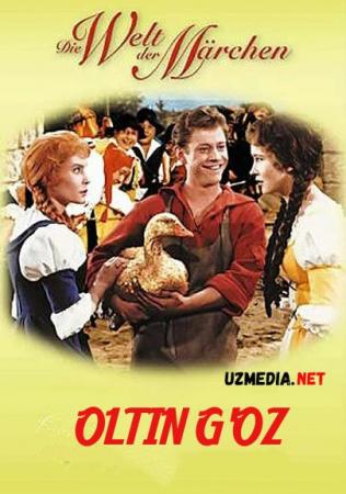 Oltin g'oz Germaniya filmi Uzbek tilida O'zbekcha tarjima kino 1964 Full HD tas-ix skachat