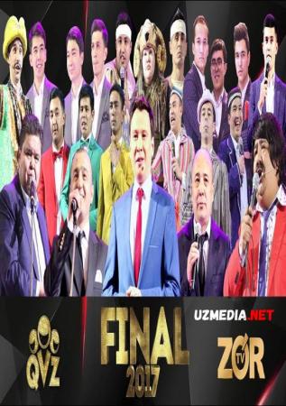 QVZ 2017 FINAL | Istiqlol san'at saroyi Full HD tas-ix skachat