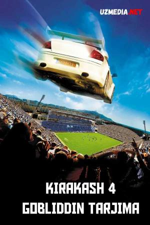 Kirakash 4 / Taksi 4 (Gobliddin tarjima) Uzbek tilida O'zbekcha tarjima kino 2007 Full HD tas-ix skachat