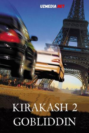 Kirakash 2 / Taksi 2 (Gobliddin tarjima) Uzbek tilida O'zbekcha tarjima kino 2000 Full HD tas-ix skachat