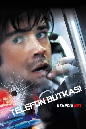 Telefon butkasi Uzbek tilida O'zbekcha tarjima kino 2002 Full HD tas-ix skachat