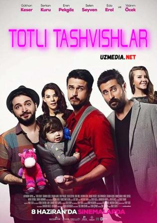 Shirin tashvishlar / Totli muammolar Turk kino Uzbek tilida O'zbekcha tarjima kino 2018 Full HD tas-ix skachat