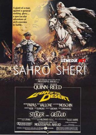 "ISLOMIY KINOLAR. Umar Muhtor ""Sahro arsloni / Saxro sheri"" (HD formatda) ИСЛОМИЙ КИНОЛАР. Умар Мухтор."