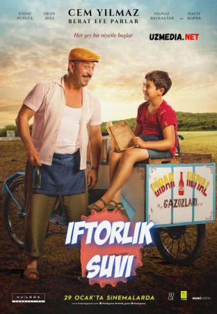 Iftorlik suvi / Iftorlik uchun gazlangan suv Turk kino Uzbek tilida O'zbekcha tarjima kino 2016 Full HD tas-ix skachat