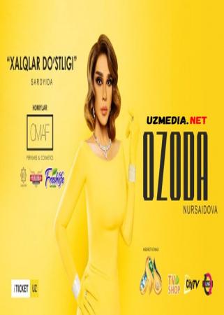 Ozoda Nursaidova 2021 yil Konsert Dasturi | Озода Нурсаидова 2021 йил Концерт Дастури Full HD tas-ix skachat