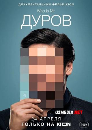 Pavel Durov Hujjatli film Uzbek tilida O'zbekcha tarjima kino 2021 Full HD tas-ix skachat