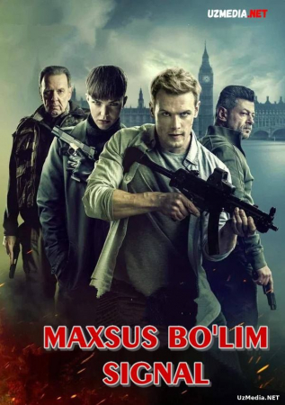 Maxsus xizmat: Tahdid / Mahsus hizmat: Taxdid Premyera 2021 Uzbek tilida O'zbekcha tarjima kino Full HD tas-ix skachat