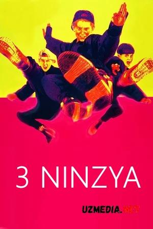 Uch ninzya / 3 ninza Uzbek tilida O'zbekcha tarjima kino 1992 Full HD tas-ix skachat