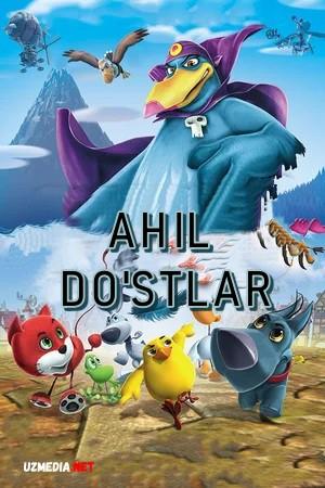 Ahil do'stlar / Axil do'stlar Multfilm Uzbek tilida tarjima 2014 Full HD O'zbek tilida tas-ix skachat