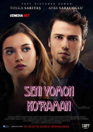 Seni yomon ko'raman Turkcha Drama Uzbek tilida O'zbekcha tarjima kino 2017 Full HD tas-ix skachat