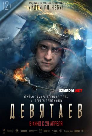 Mixail Devyatayev / Девятаев Rossiya filmi Premyera 2021 Uzbek tilida O'zbekcha tarjima kino Full HD tas-ix skachat