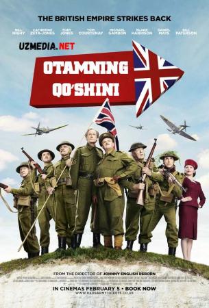 Otamning qo'shini / Dadamning armiyasi Uzbek tilida O'zbekcha tarjima kino 2015 Full HD tas-ix skachat