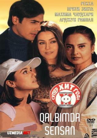 Qalbimda sensan Hind kino Uzbek tilida O'zbekcha tarjima kino 2002 Full HD tas-ix skachat