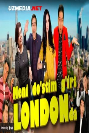 Meni do'stim g'irt Londonda (Qishloqdagi sevgilim 2) (o'zbek film) Full HD tas-ix skachat