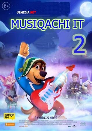 Musiqachi it 2 / Rok it 2 Premyera 2021 Multfilm Uzbek tilida O'zbekcha tarjima kino Full HD tas-ix skachat
