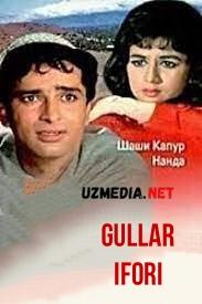 Gullar ifori Hind klassik kino Uzbek tilida O'zbekcha tarjima kino 1965 Full HD tas-ix skachat