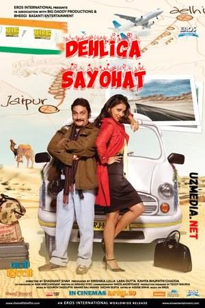 Dehliga sayohat / Dexliga sayoxat Hind kino Uzbek tilida O'zbekcha tarjima kino 2011 Full HD tas-ix skachat