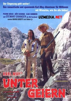 Vinnetu 4 / Apachi 4 / Apachilar raxbari 4 Uzbek tilida O'zbekcha tarjima kino 1964 Full HD tas-ix skachat