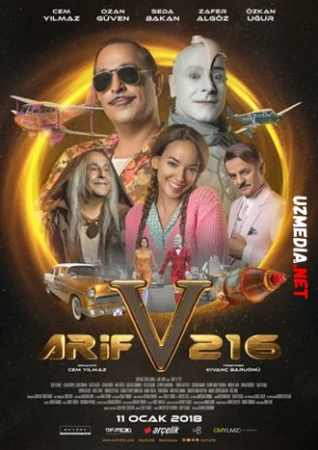 GORA 3 / A.R.O.G 3 / Arif V 2016 Turk kino Uzbek tilida O'zbekcha tarjima kino 2018 Full HD tas-ix skachat