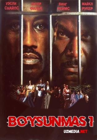 Boyka 1 / Bo'ysunmas 1 / Muxokamaga o'rin yo'q 1 Uzbek tilida O'zbekcha tarjima kino 2002 HD tas-ix skachat