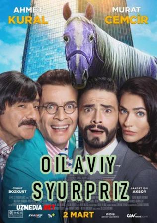 Oilaviy syurpriz / Aqlsiz oila Turkiya filmi Uzbek tilida O'zbekcha tarjima kino 2018 Full HD tas-ix skachat