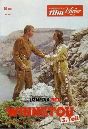 Vinnetu 6 / Apachi 6 / Apachilar raxbari 6 Uzbek tilida O'zbekcha tarjima kino 1965 Full HD tas-ix skachat