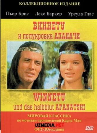 Vinnetu 8 / Apachi 8 / Apachilar raxbari 8 Uzbek tilida O'zbekcha tarjima kino 1966 Full HD tas-ix skachat