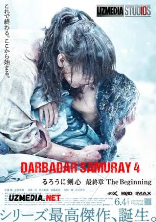 Darbadar samuray 4: Muqaddima Uzbek tilida O'zbekcha tarjima kino 2021 Full HD tas-ix skachat