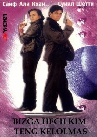 Bizga hech kim teng kelolmas Hind kino Uzbek tilida O'zbekcha tarjima kino 1998 Full HD tas-ix skachat
