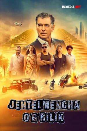 Jentelmencha o'g'irlik / Jentelmencha o'g'rilik / Oliy janob o'g'rilar 2021 Uzbek tilida O'zbekcha tarjima kino Full HD tas-ix skachat