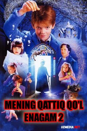 Mening qattiq qo'l enagam 2 / Enaga Makve 2 Uzbek tilida 2010 O'zbekcha tarjima kino HD tas-ix skachat