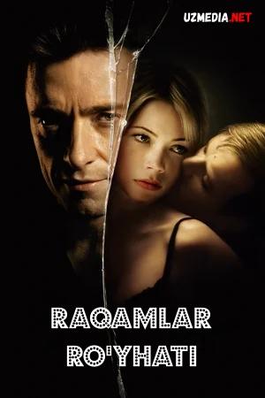 Raqamlar ro'yxati / Kontaktlar ro'yhati Uzbek tilida O'zbekcha tarjima kino 2008 Full HD tas-ix skachat