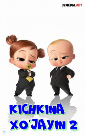 Kichkina xo'jayin 2 / Kichik ho'jayin 2: Oilaviy biznes Multfilm Uzbek tilida tarjima 2021 HD O'zbek tilida HD tas-ix skachat