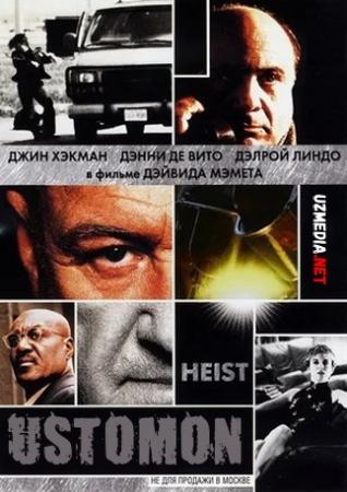 Ustomon / O'g'rilik / Talonchilik Uzbek tilida O'zbekcha tarjima kino 2001 Full HD tas-ix skachat