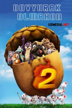 Dovyurak Olmaxon 2 / Dovyurak Olmahon 2 Multfilm Uzbek tilida O'zbekcha tarjima kino 2017 HD skachat