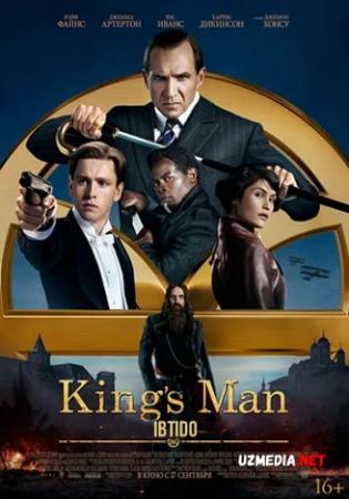 Kingsman: Boshlanishi / King's man: Ibtido Premyera Uzbek tilida O'zbekcha tarjima kino 2021 Full HD tas-ix skachat